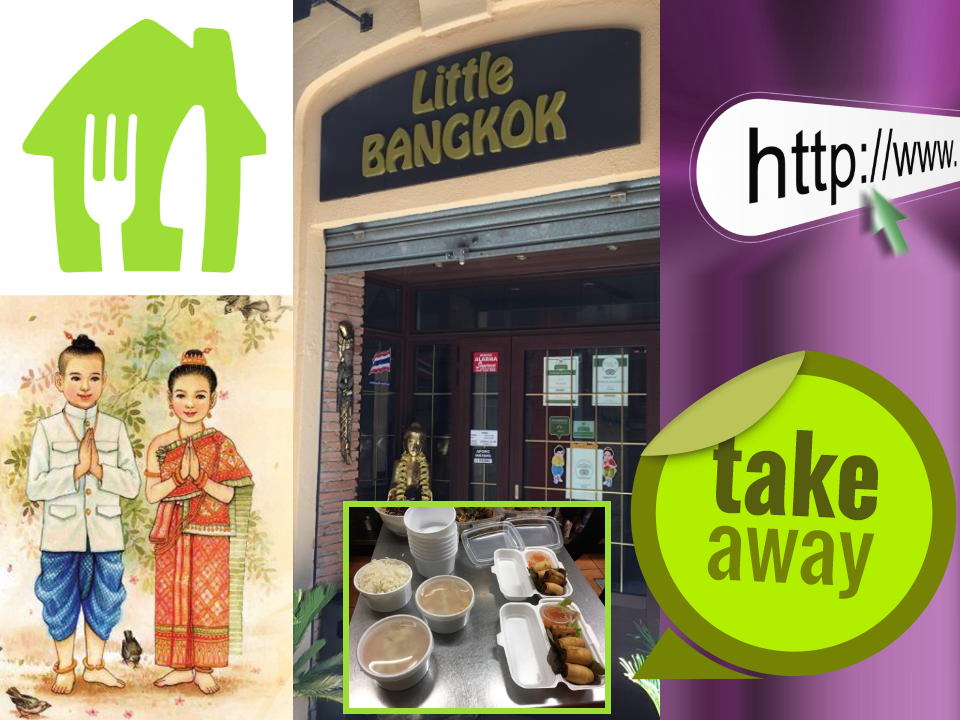 Take Away Little Bangkok