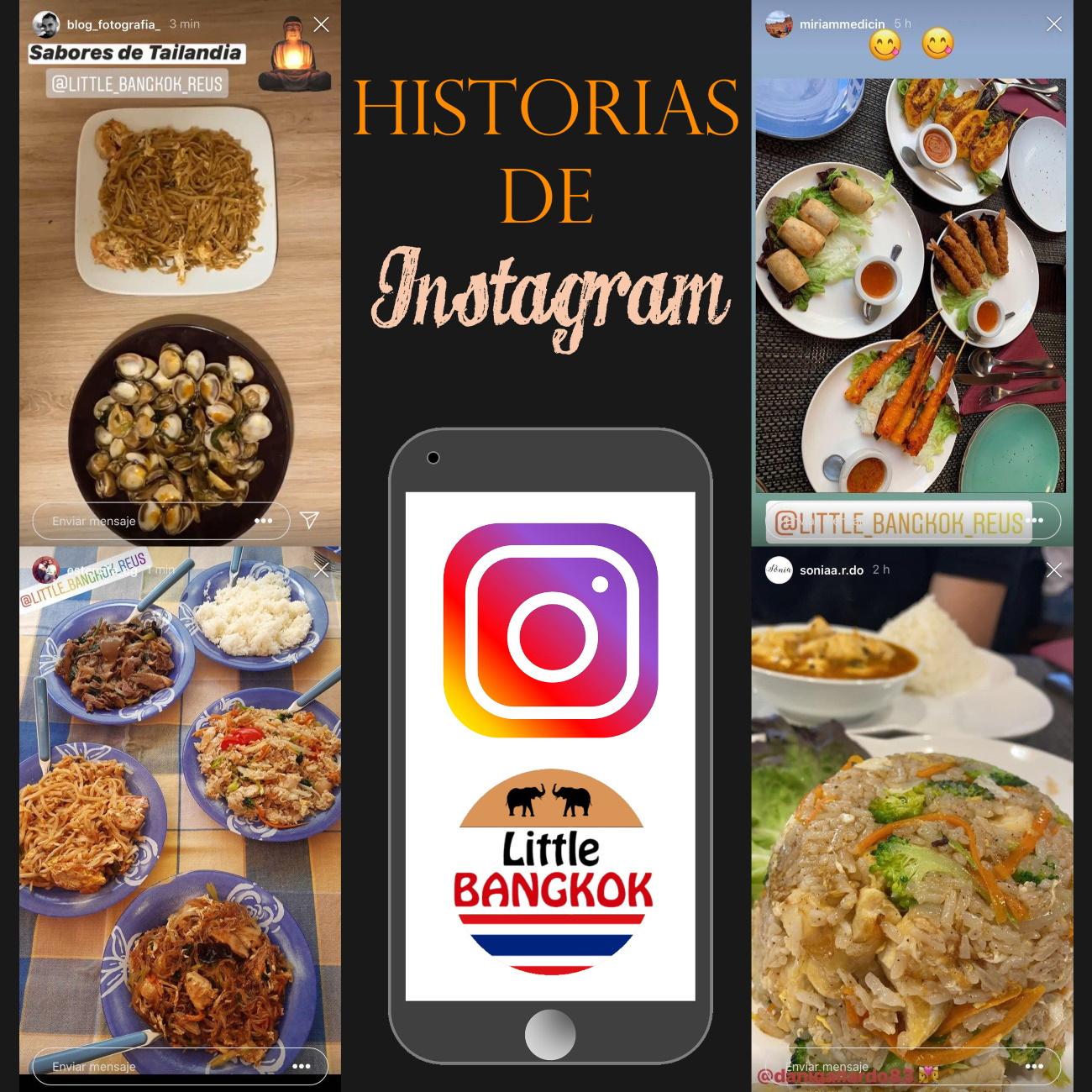 Historias de Instagram - Junio Semana 1