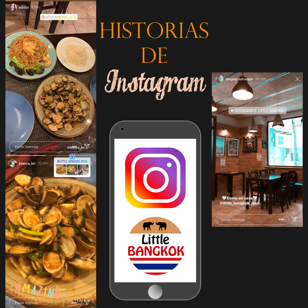 Historias de Instagram - Junio Semana 2