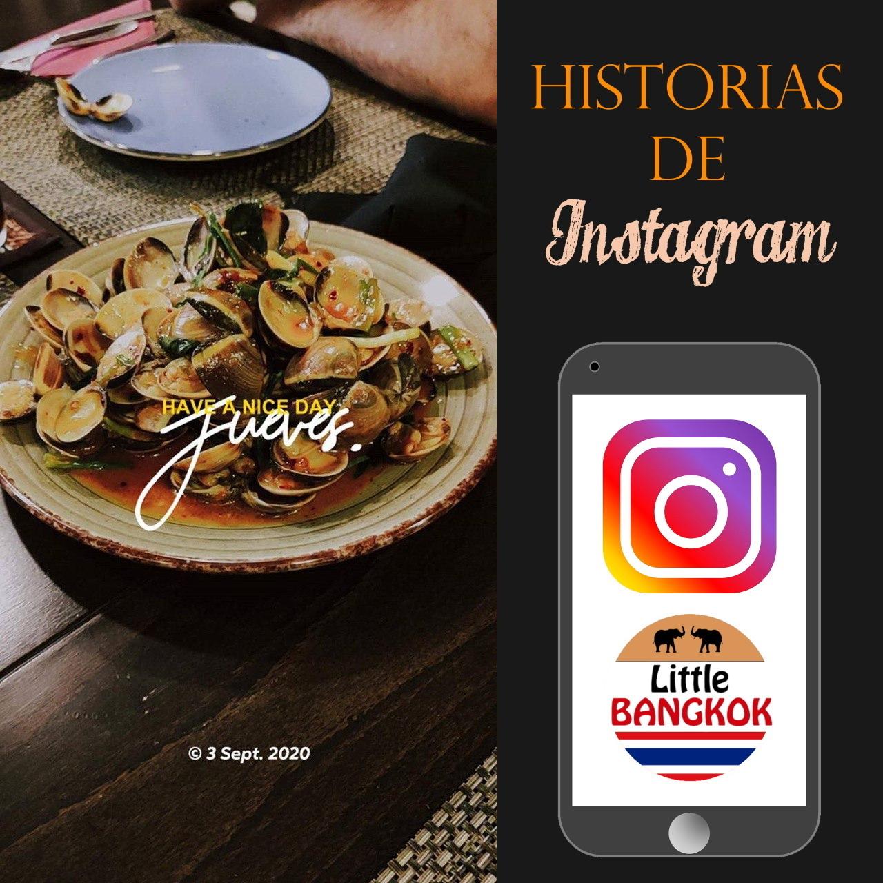 Historias de Instagram - Setembre Semana 2b