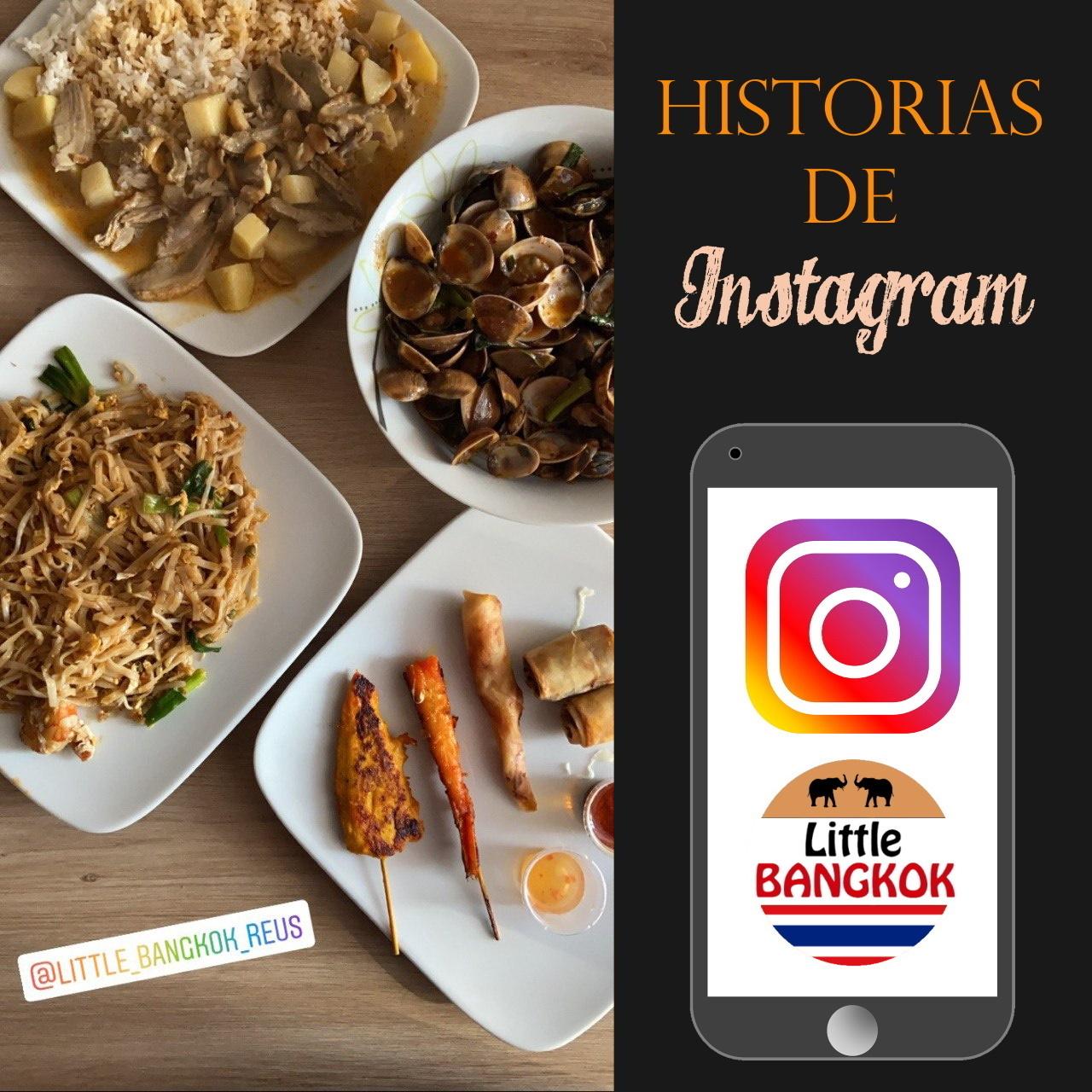 Historias de Instagram - Novembre Semana 2