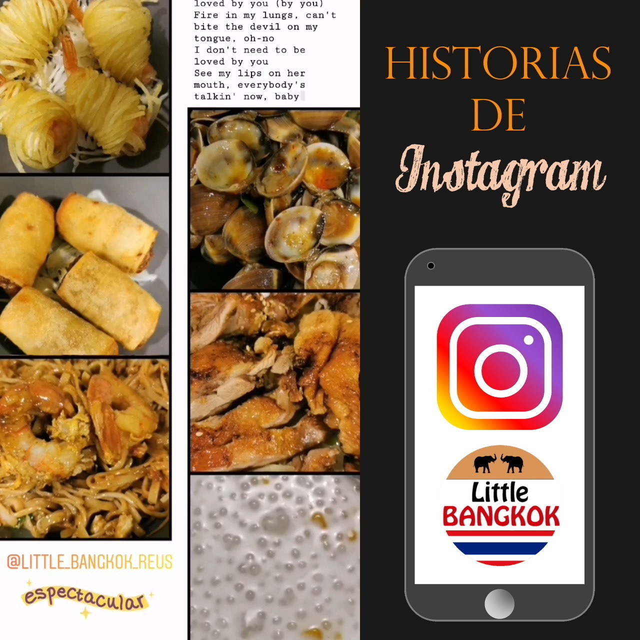 Historias de Instagram - Novembre Semana 3