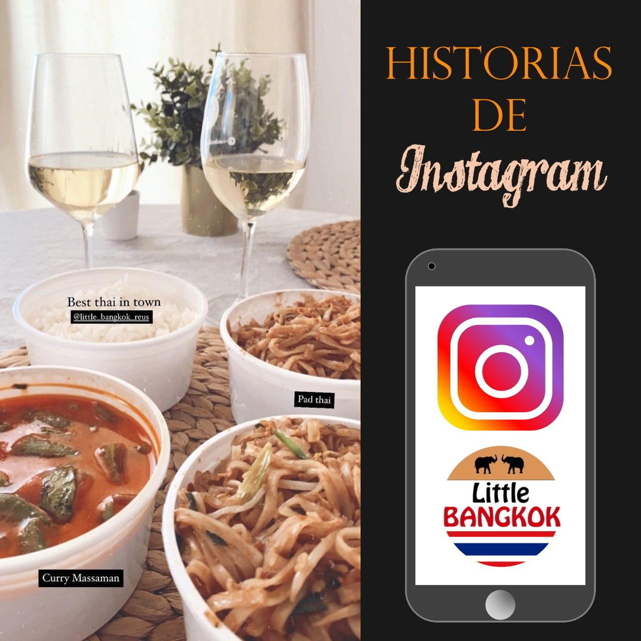 Historias de Instagram - Novembre Semana 4