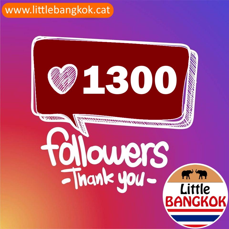 Instagram - 1300