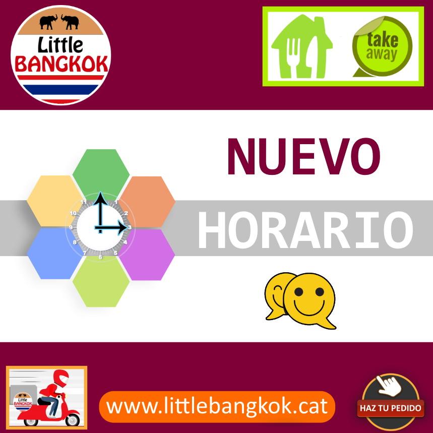 Nuevo Horario