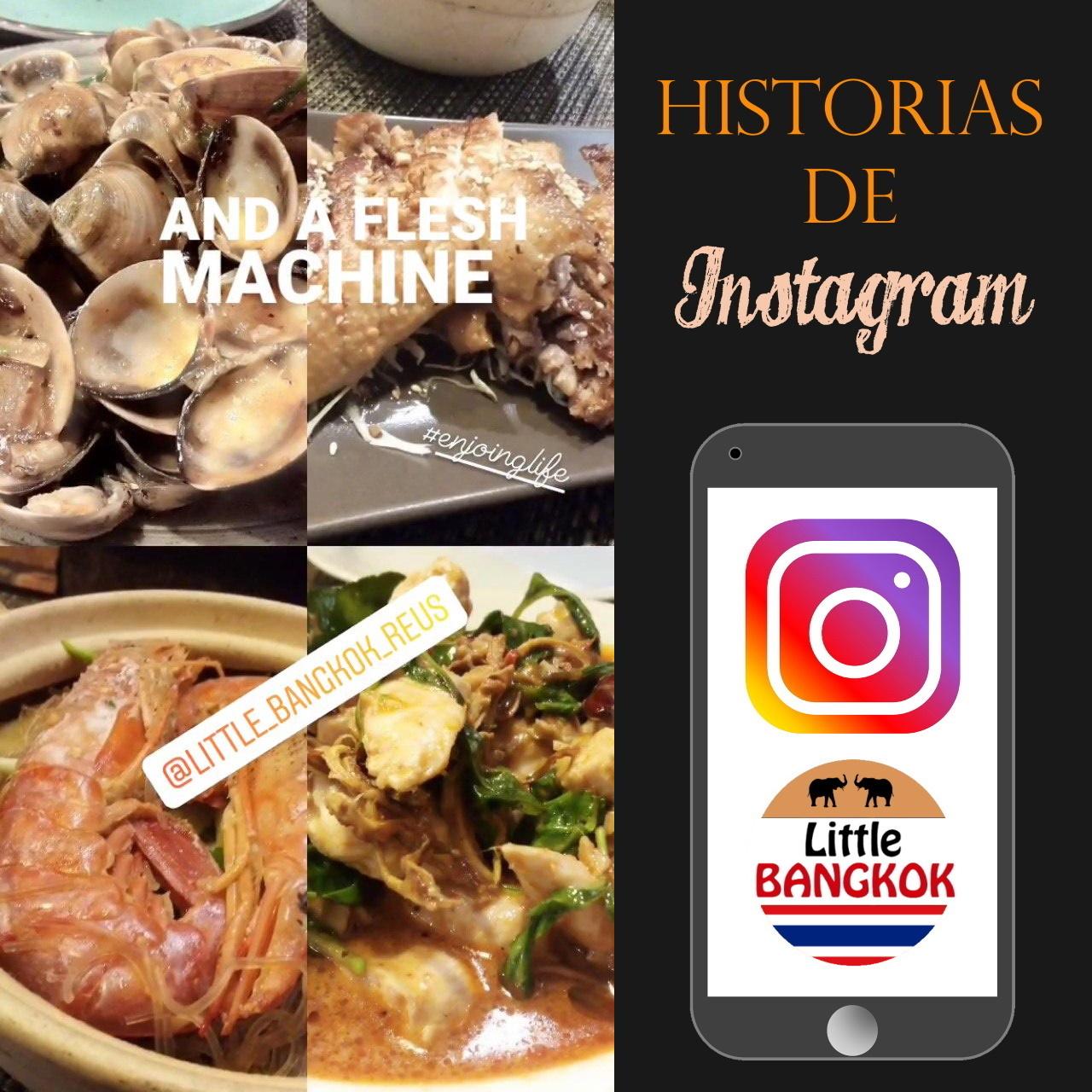 Historias de Instagram - Desembre Semana 1
