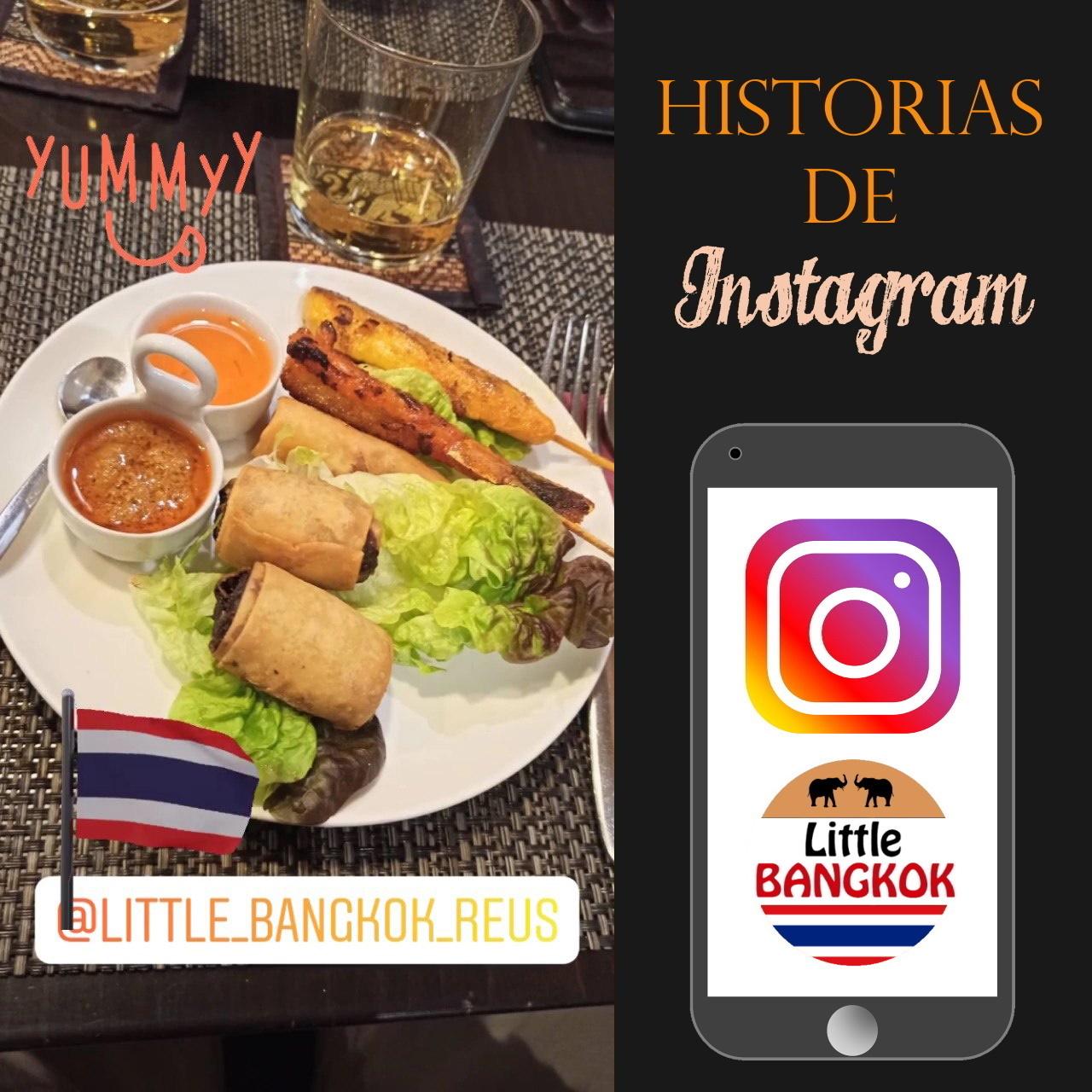 Historias de Instagram - Enero 1