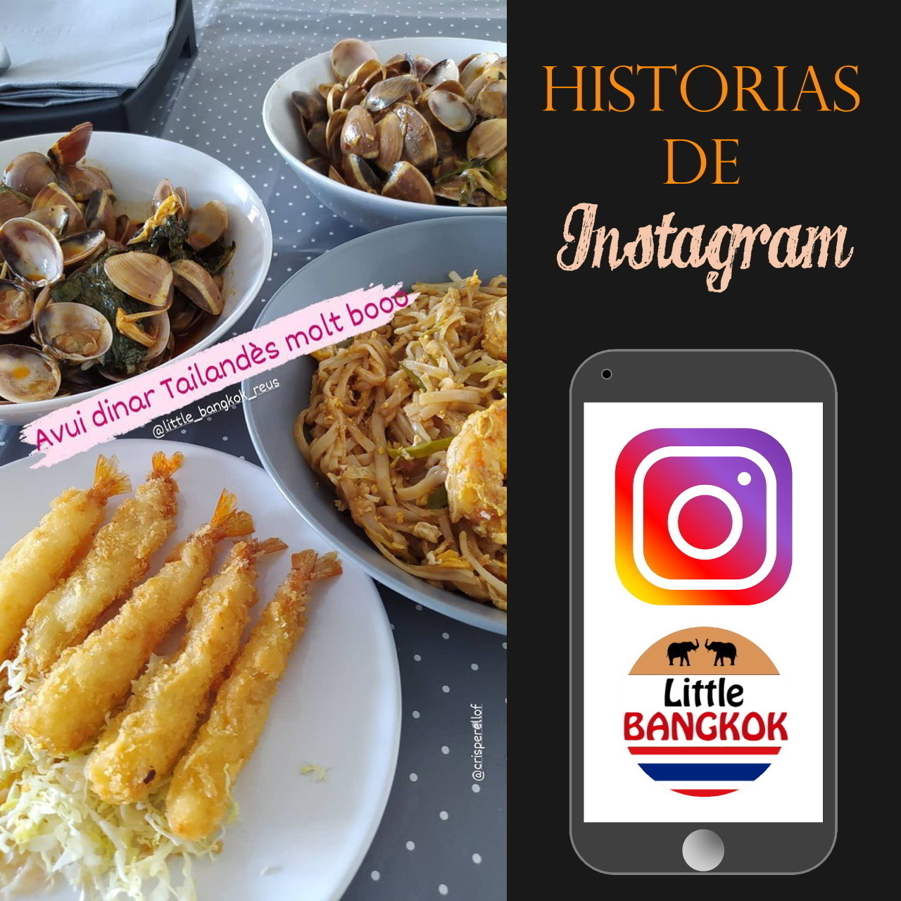 Historias de Instagram - Enero 2