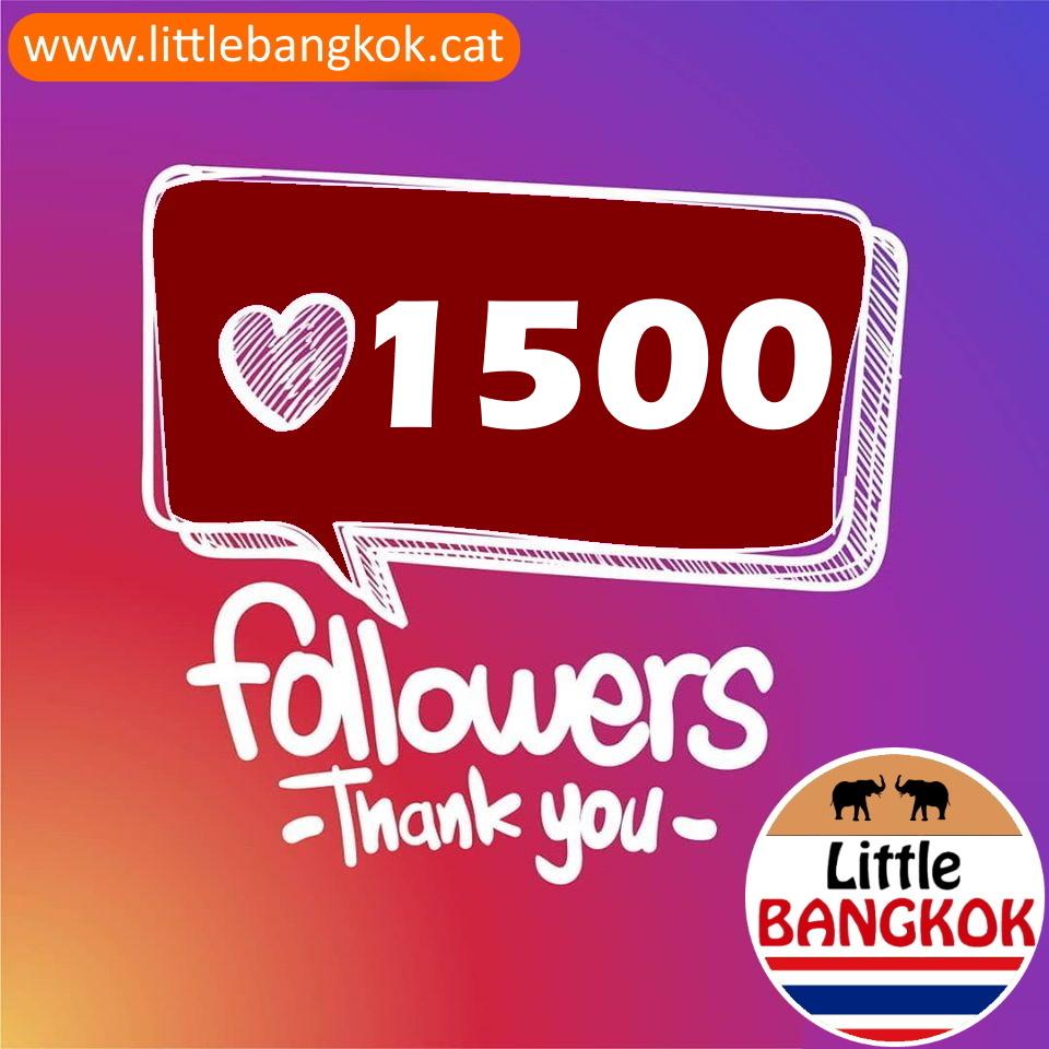 Instagram - 1500
